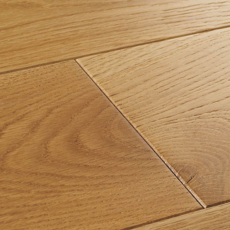 Woodpecker York Solid Oak Select Grade Flooring 18x150mm - FloorsOnlineUK